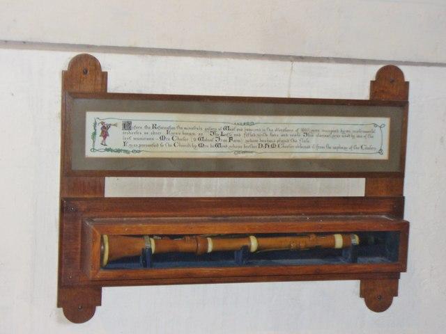 Seale Church - Clarinet