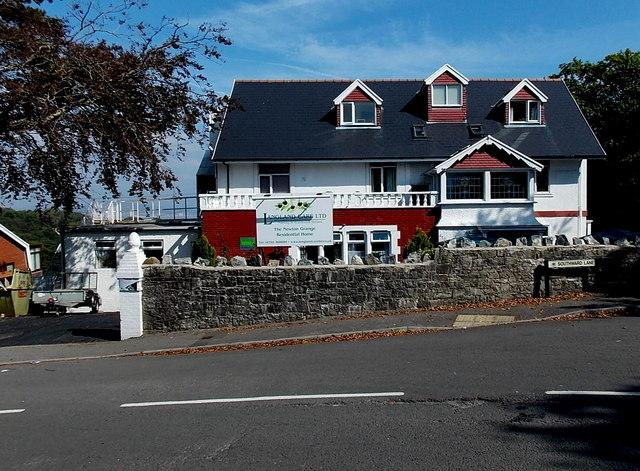 The Newton Grange Residential Home, Swansea