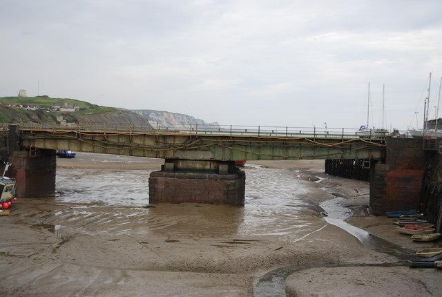 Folkestone Harbour Viaduct
