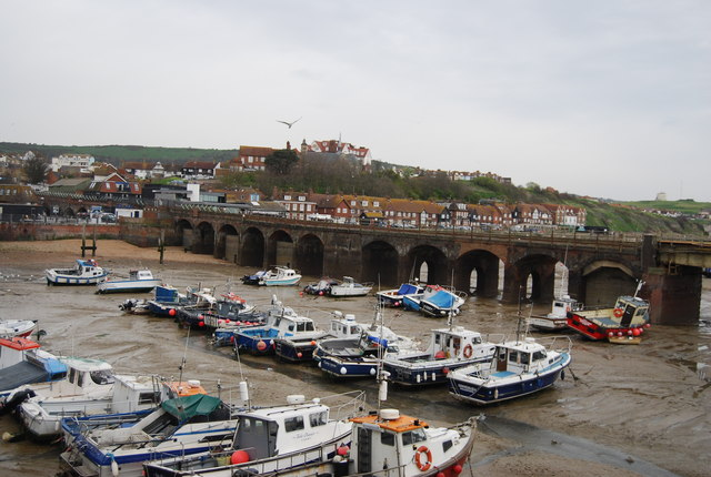 Harbour and Viaduct