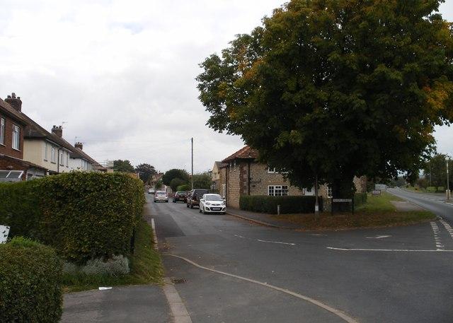 Main Street, Irton