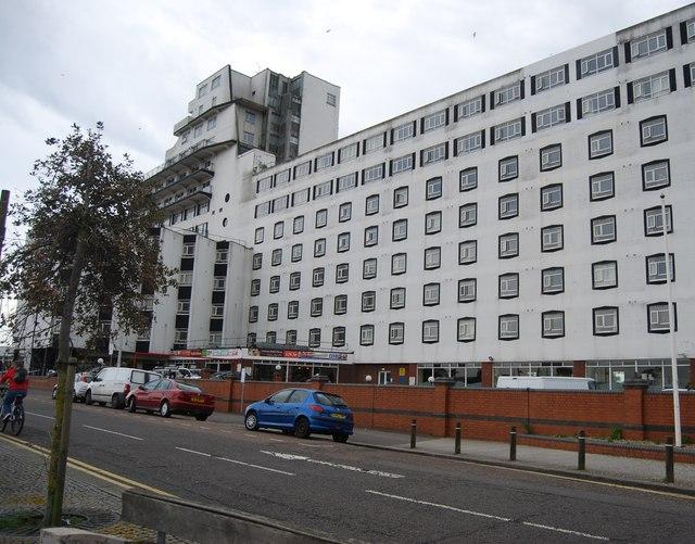 Grand Burstin Hotel History