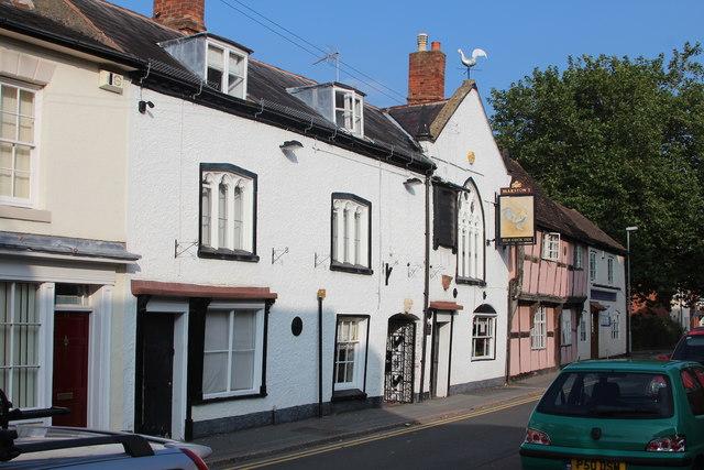Old Cock Inn, Friar Street