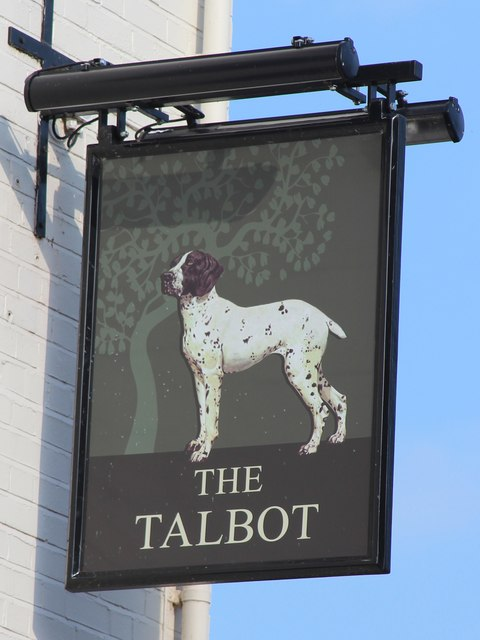 The Talbot sign