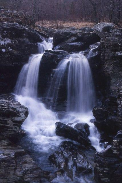 Eas Urchaidh, River Orchy