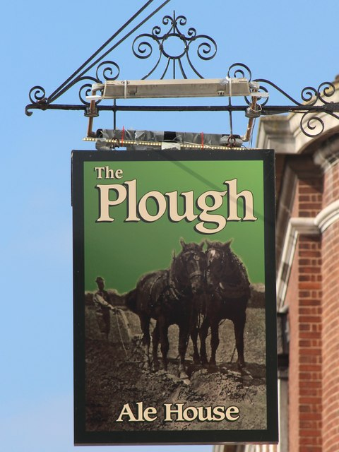 The Plough sign