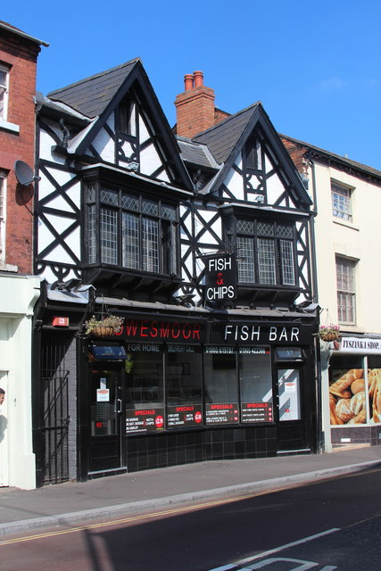 Lowesmoor Fish Bar