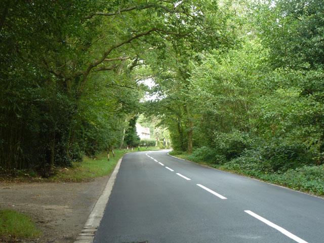 Blackhorse Road