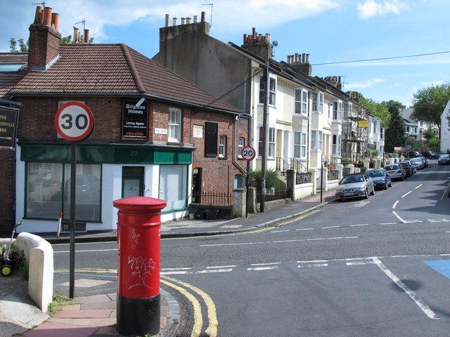 Hamilton Road and York Grove, BN1