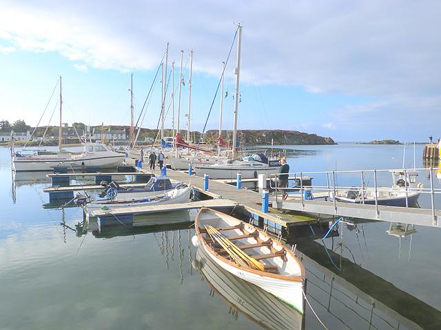 Port Ellen morning