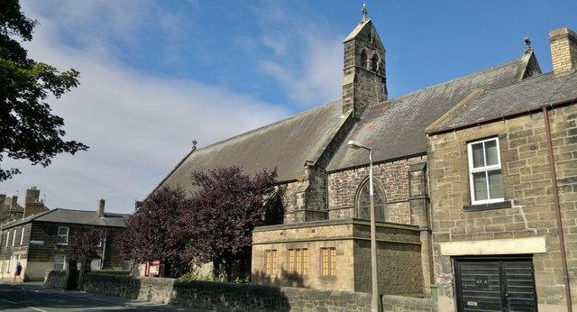 St Cuthbert's Church, Amble