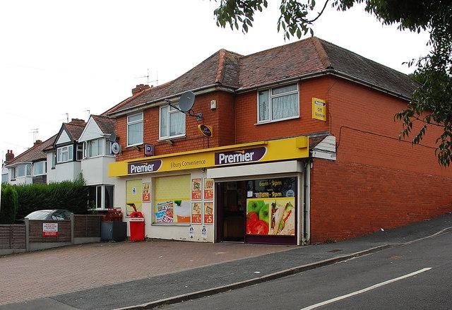 Elbury News & Wine (Premier), 323 Tolladine Road, Warndon, Worcester