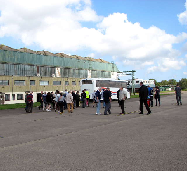 Heritage Open Day at Ex-RAF Coltishall