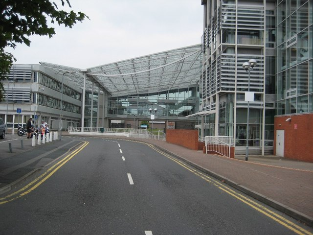 Heart of Worcestershire College, Redditch