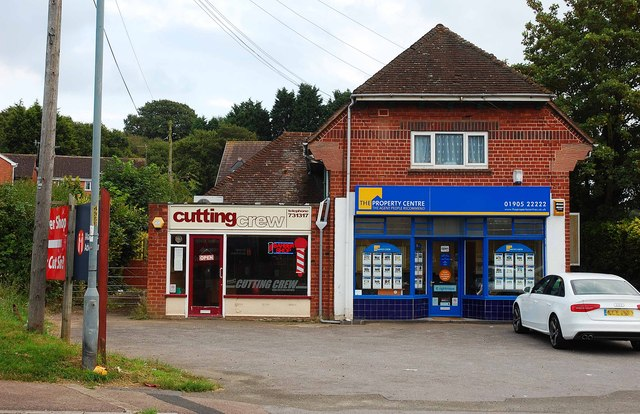 Cutting Crew, and the Property Centre, 292 Tolladine Road, Worcester