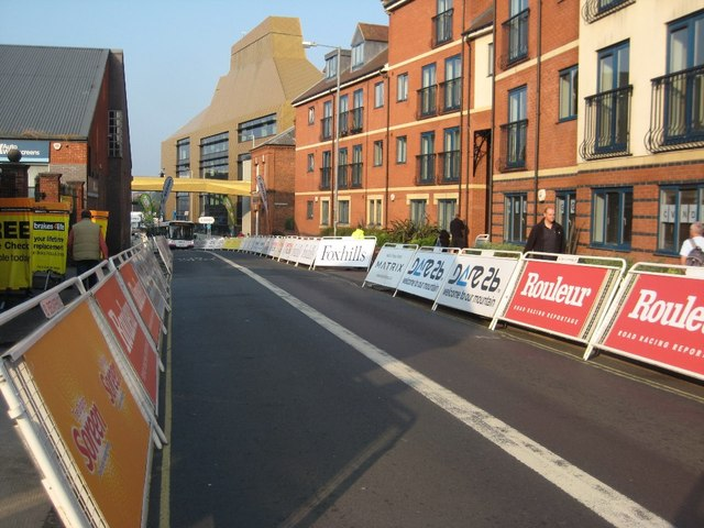 All set for the Tour of Britain