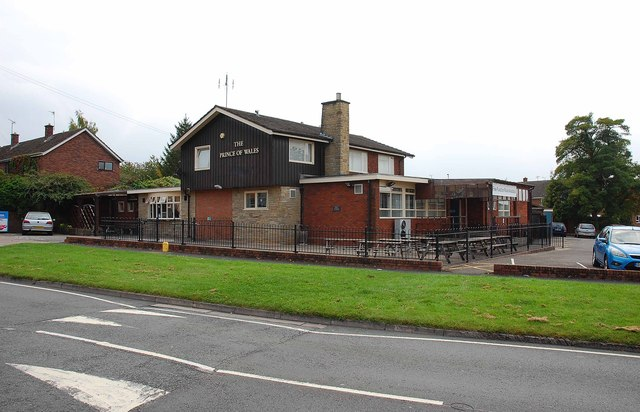 The Prince of Wales (1), Windermere Drive, Warndon, Worcester