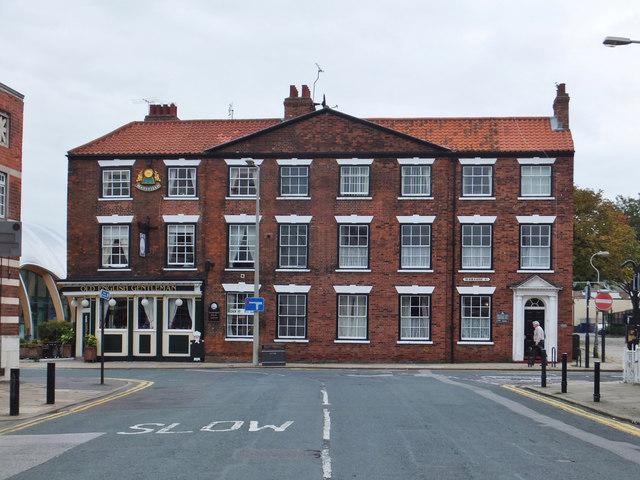 Worship Street, Kingston upon Hull