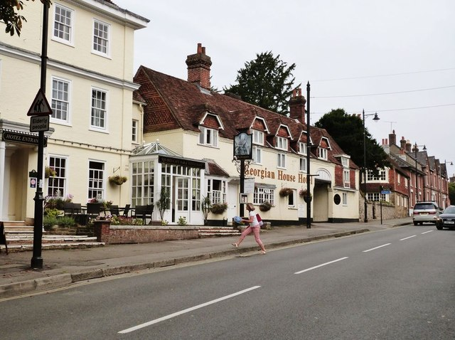 The Georgian House Hotel, Haslemere