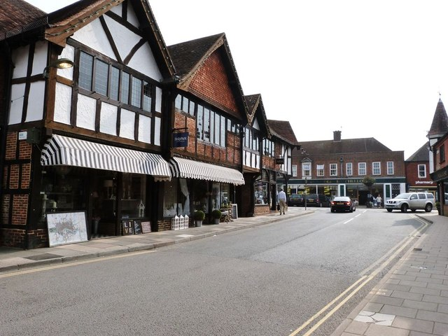 West Street, Haslemere