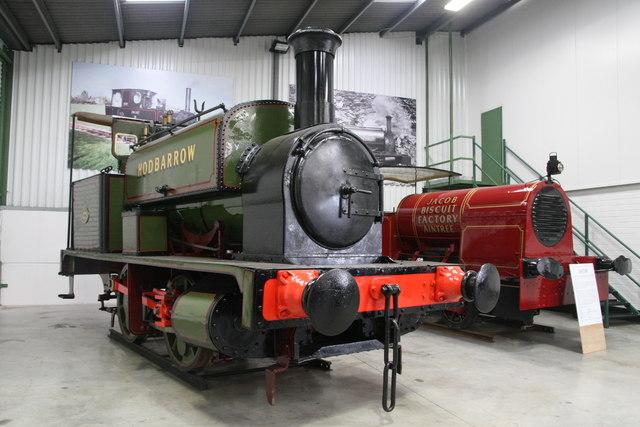 Statfold Barn Railway Hodbarrow No. 5