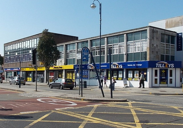 Tilleys, Swansea