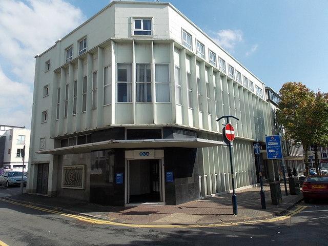 TSB 29 The Kingsway branch, Swansea