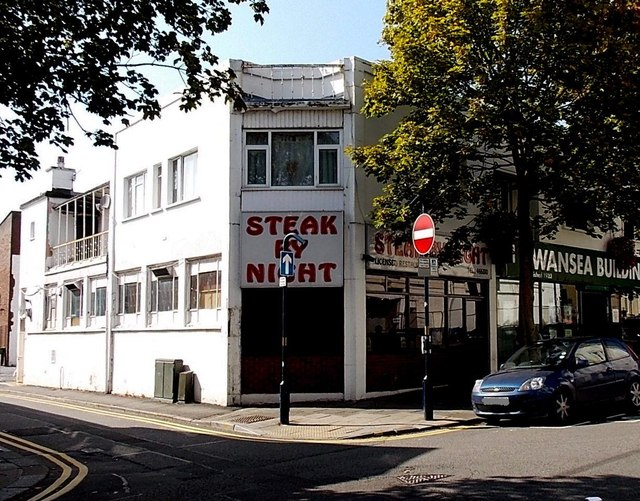 Steak by Night, Swansea