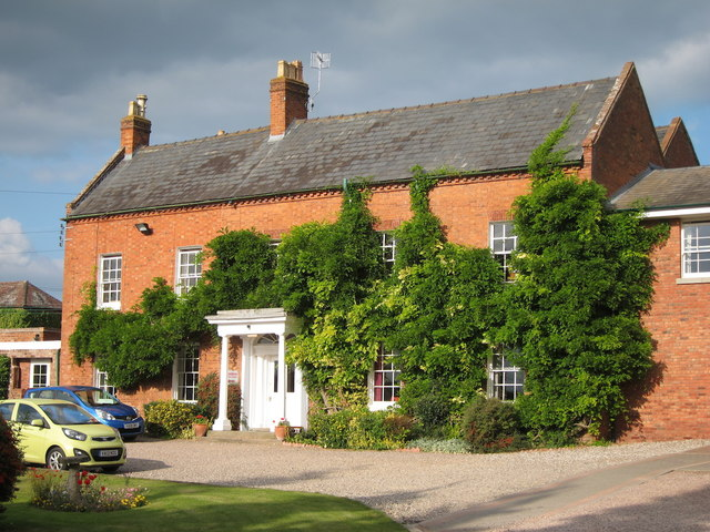 Stanfield House,Upper Wick Lane, Rushwick