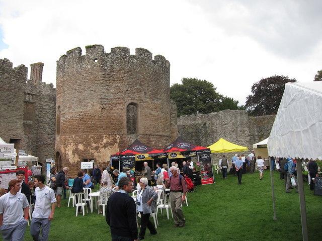 Ludlow Food Festival 2014
