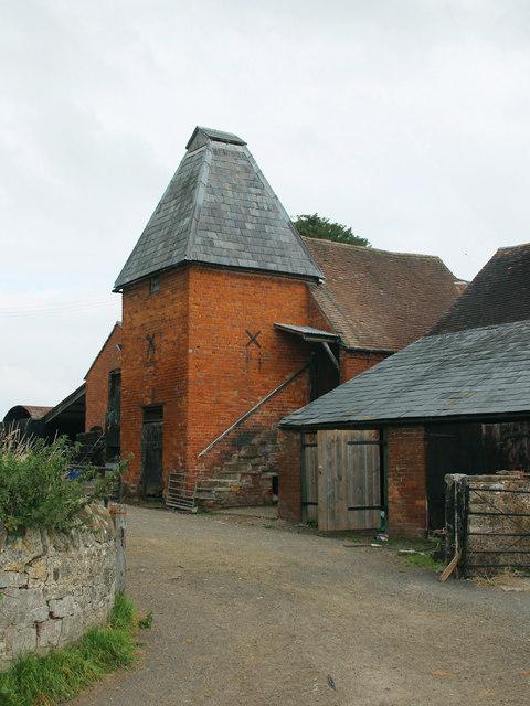 Oast House at Lower Town Farm, Berrington