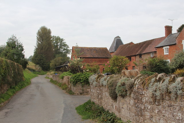 Lower Town Farm, Berrington