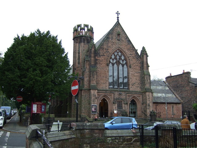 St. James' Church Woolton