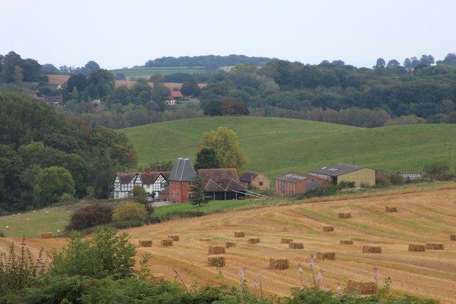 The Hopkiln, Noak Farm, Cilfton Upon Teme