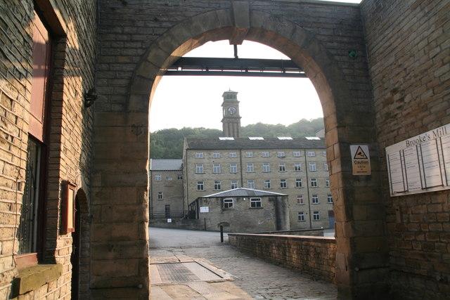 Brooke's Mill Heritage Office Park