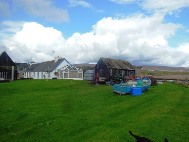 Fisherman's Cottages, Low Brora