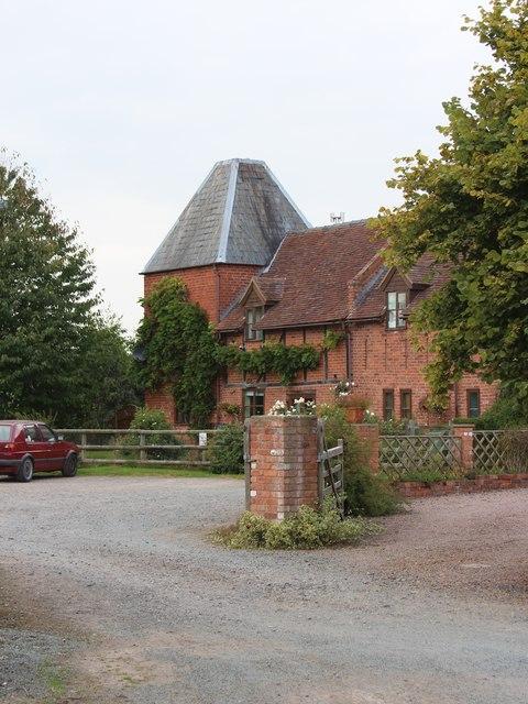 The Hop Barn, Burford Farm, Burford