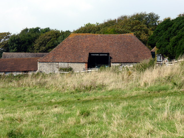 Visitors Centre at Seven Sisters Country Park