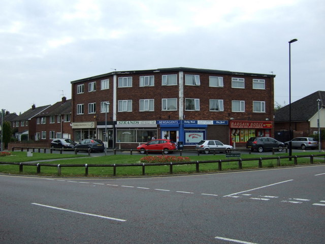 Shops of Church Road