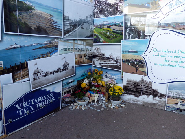 In Memory of Stephen Penrice at Eastbourne pier