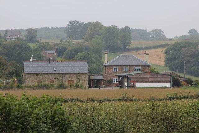 Oast House at Field House Farm, Collington