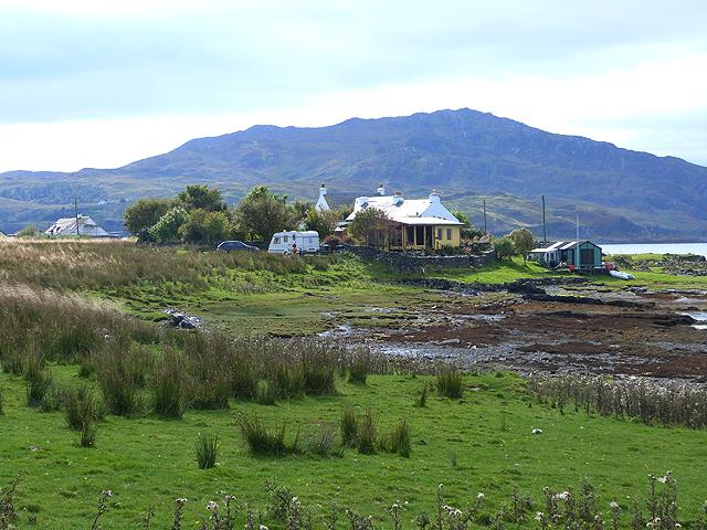 House at Blackmill Bay