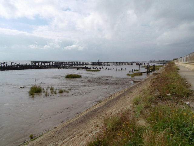 West Wharf on the River Humber