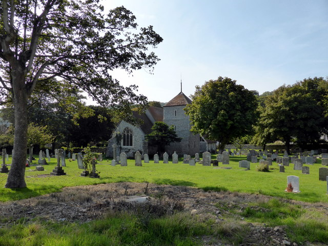 Church of St Simon and St Jude, East Dean