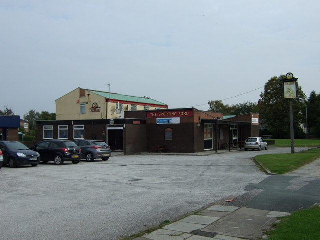 The Sporting Ford pub