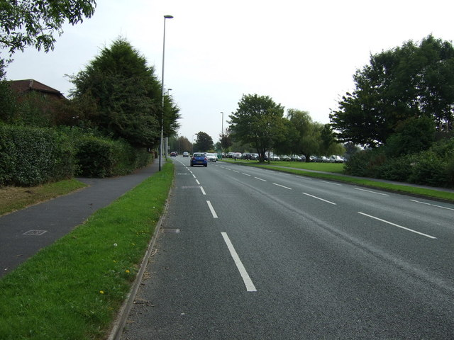 Hough Green Road