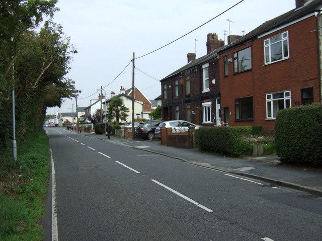 Chapel Lane, Cronton