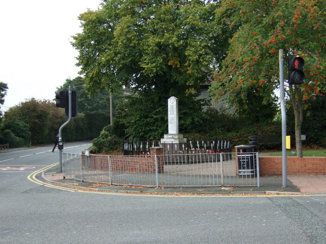 Cronton War Memorial