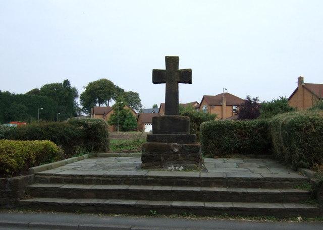Cross on Mill Lane
