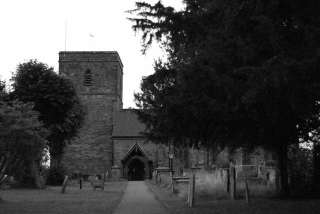 St George's church, Woolhope